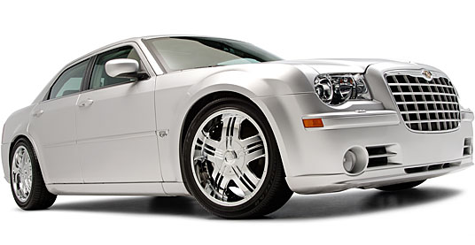 2006 Chrysler 300C SRT8 на дисках 22 Zinik Z12