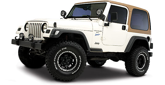 1998 Jeep Wrangler на дисках 15 Granite Alloy GA9