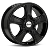диски ANDROS Spec F Black Painted