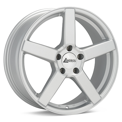 Автомобильные диски ANDROS Spec G Matte Silver Painted