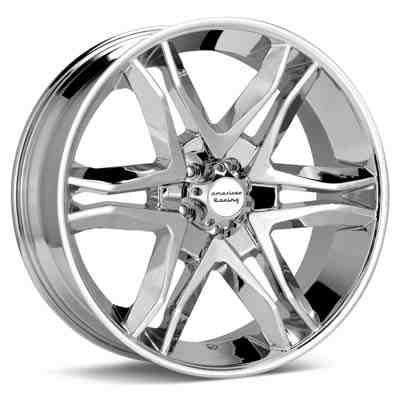 Автомобильные диски American Racing AR893 Mainline Chrome Plated