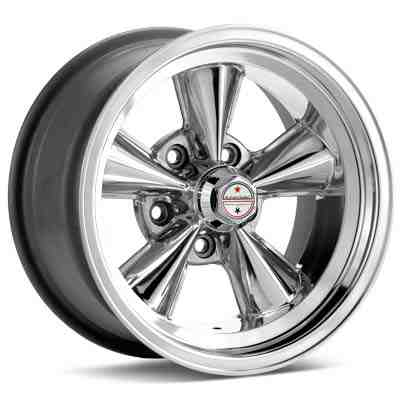 Автомобильные диски American Racing Authentic Hot Rod VNT71R Polished