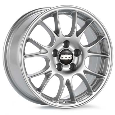 Автомобильные диски BBS CO Bright Silver Paint