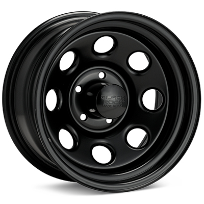 Автомобильные диски Black Rock 997 Type 8 Steel 15x8 Black Painted