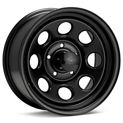 Автомобильные диски Black Rock 997 Type 8 Steel 16x8 Black Painted