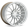 диски Enkei Racing RS05RR Bright Silver Paint