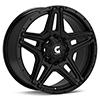 диски Granite Alloy GD1 Black Painted
