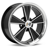 диски Hurst Dazzler 17x8 Machined w/Black Accent