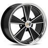диски Hurst Dazzler 17x9 Machined w/Black Accent