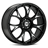диски MOTEGI RACING MR126 Black w/Milled Accent