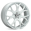 диски MOTEGI RACING MR126 White w/Milled Accent