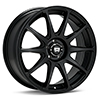 диски MOTEGI RACING MR127 Black Painted
