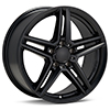 диски Rial M10 Black Painted