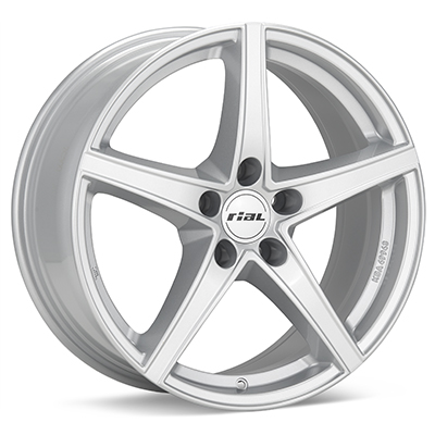 Автомобильные диски Rial R10 Bright Silver Paint