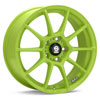 диски Sparco Assetto Gara Green Painted