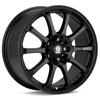 диски Sparco Drift Machined w/Black Accent