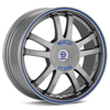 диски Sparco Rally Light Grey Painted