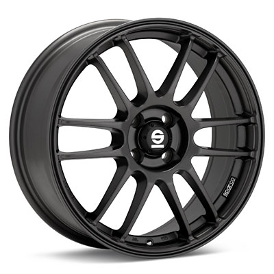 Автомобильные диски Sparco Tarmac Machined w/Anthracite Accent