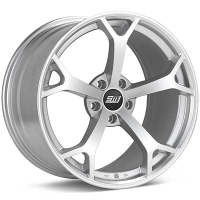 Автомобильные диски Sport Muscle GS Silver Painted