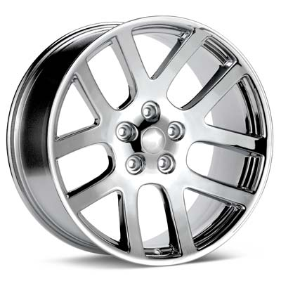 Автомобильные диски Sport Muscle M10 Chrome Plated