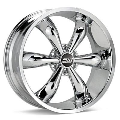 Автомобильные диски Sport Muscle Nitro 6 Chrome Plated
