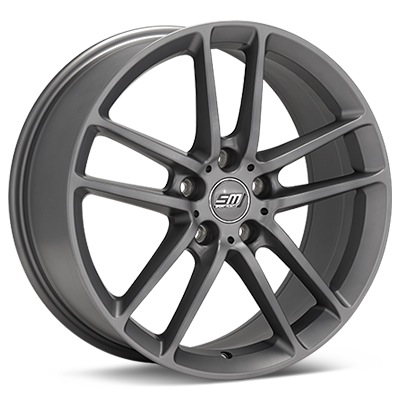 Автомобильные диски Sport Muscle SM7 Anthracite Painted