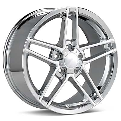 Автомобильные диски Sport Muscle Z06 Chrome Plated