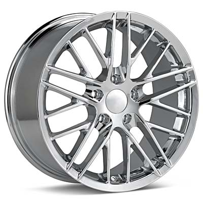 Автомобильные диски Sport Muscle ZR Chrome Plated