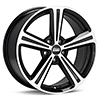 диски Sport Tuning T11 Machined w/Black Accent