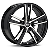 диски Sport Tuning T12 Machined w/Black Accent