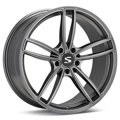 Автомобильные диски Starke Design MC Matte Graphite Silver