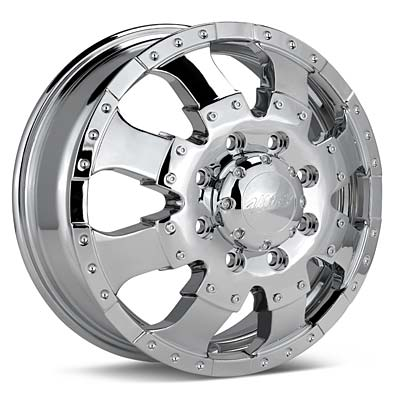 Автомобильные диски Ultra Goliath Dually Chrome Plated
