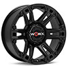 диски WORX 803 Beast Black Painted
