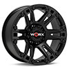 диски WORX 803 Beast 8-Lug Black Painted