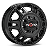 диски WORX 803 Beast Dually Black Painted