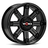 диски WORX 806 Triton Black Painted